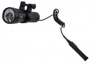 Заказать подствольный фонарь для охоты