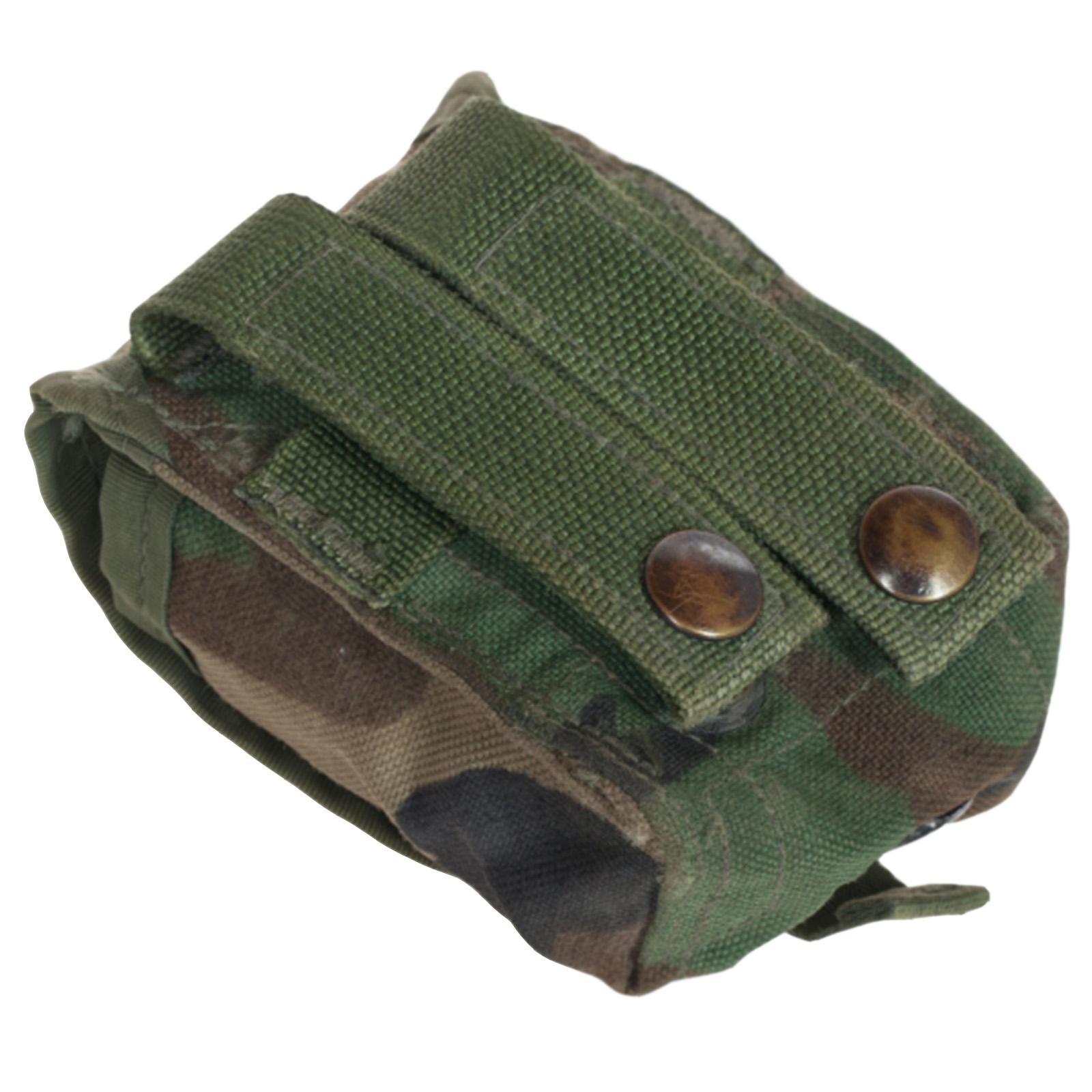 Тактический подсумок Молле для резервной гранаты.