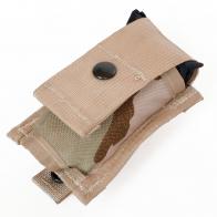 Подсумок MOLLE под 40 мм гранату, камуфляж Desert