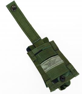 Подсумок MOLLE под 40 мм гранату, камуфляж Woodland по выгодной цене