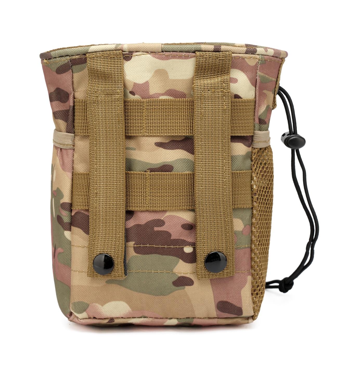 Поясная сумка для фляжки с продуманной системой крепежей