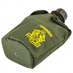 Подсумок с флягой и кружкой-котелком для Пограничников по лучшей цене