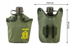 Подсумок с флягой и кружкой-котелком для Пограничников от Военпро