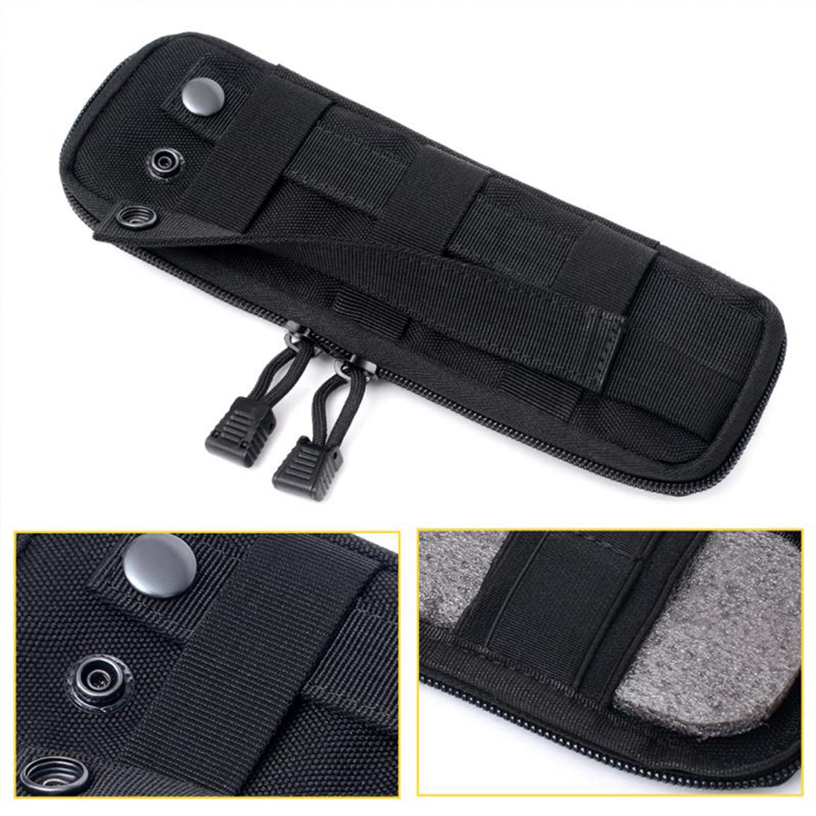 Подсумок спецназа для ножей (черный)