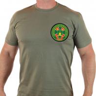 Пограничная футболка СКПО – Северо-Кавказский пограничный округ.