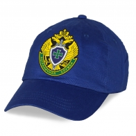 Пограничная кепка с эмблемой