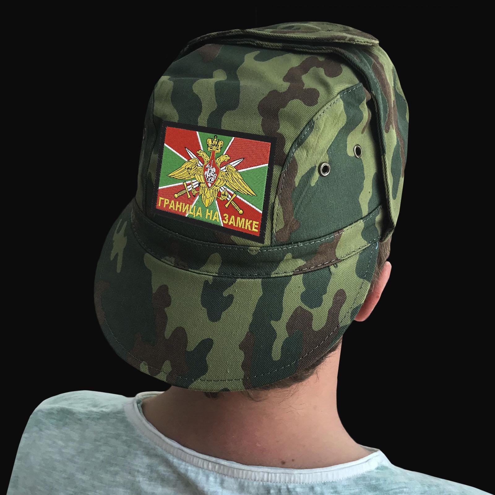 Пограничные кепки и другие товары в погран дизайне по цене производителя