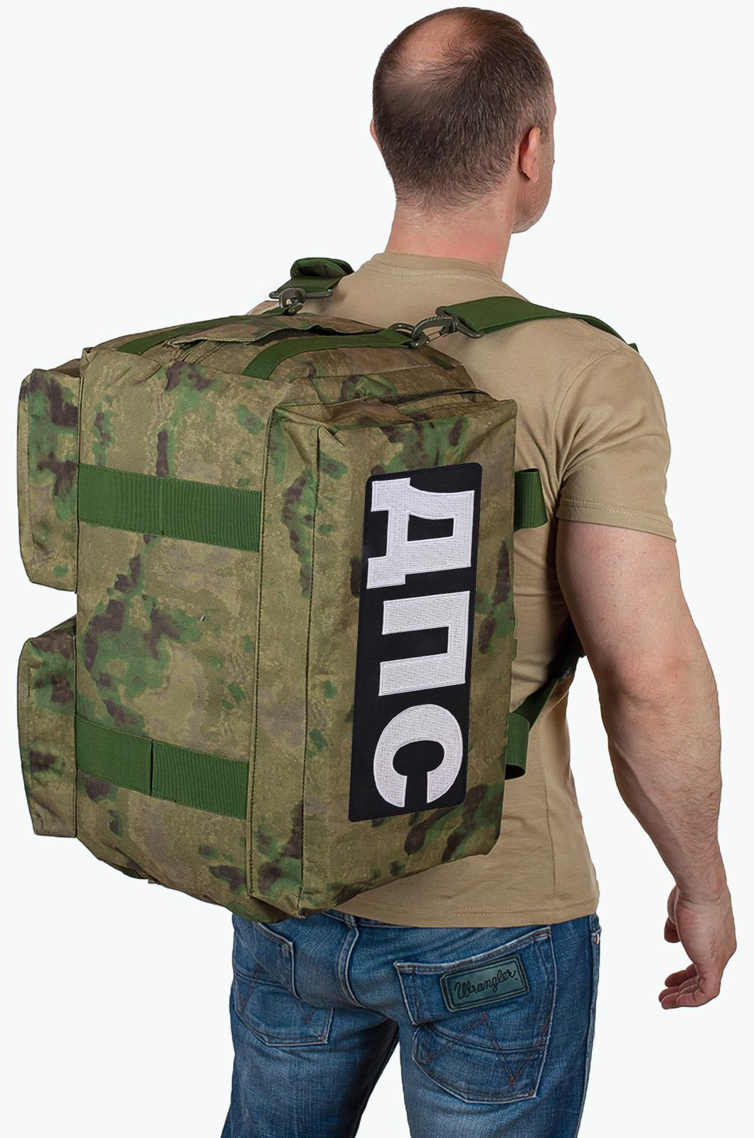 Купить походную камуфляжную сумку ДПС по специальной цене онлайн