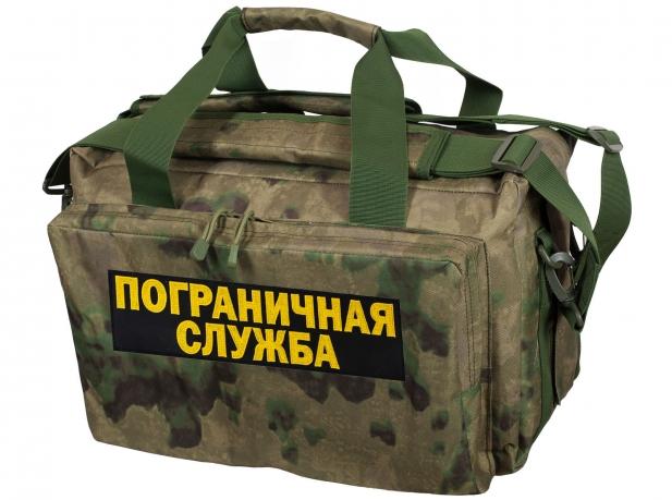 Походная камуфляжная сумка Пограничная Служба