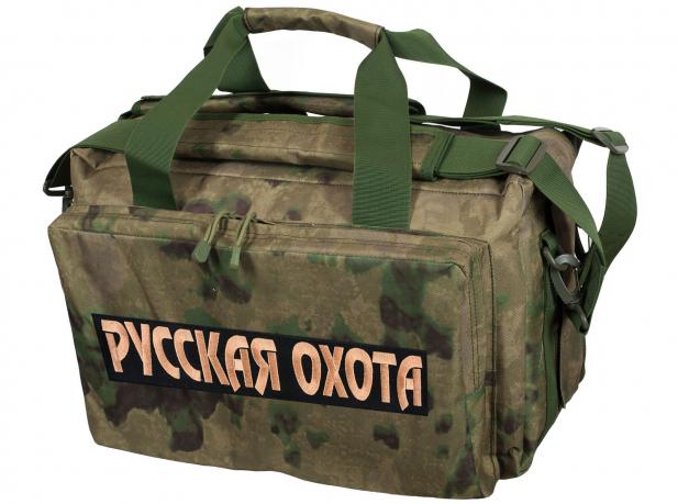 Походная камуфляжная сумка Русская Охота - купить онлайн
