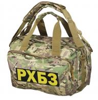 Походная камуфляжная сумка-рюкзак РХБЗ - купить онлайн
