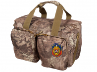 Походная камуфляжная сумка с нашивкой УГРО