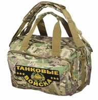 Походная камуфляжная сумка Танковые Войска