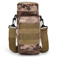 Походная мужская сумка на плечо для термоса