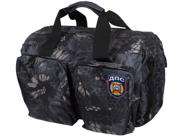 Походная надежная сумка с нашивкой ДПС