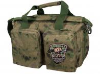 Походная полевая сумка с эмблемой Охотничьих войск