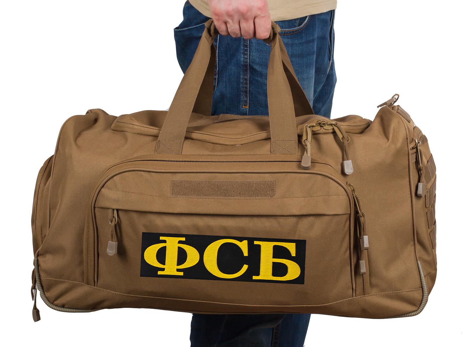 Купить походная сумка ФСБ 08032B Coyote по выгодной цене онлайн