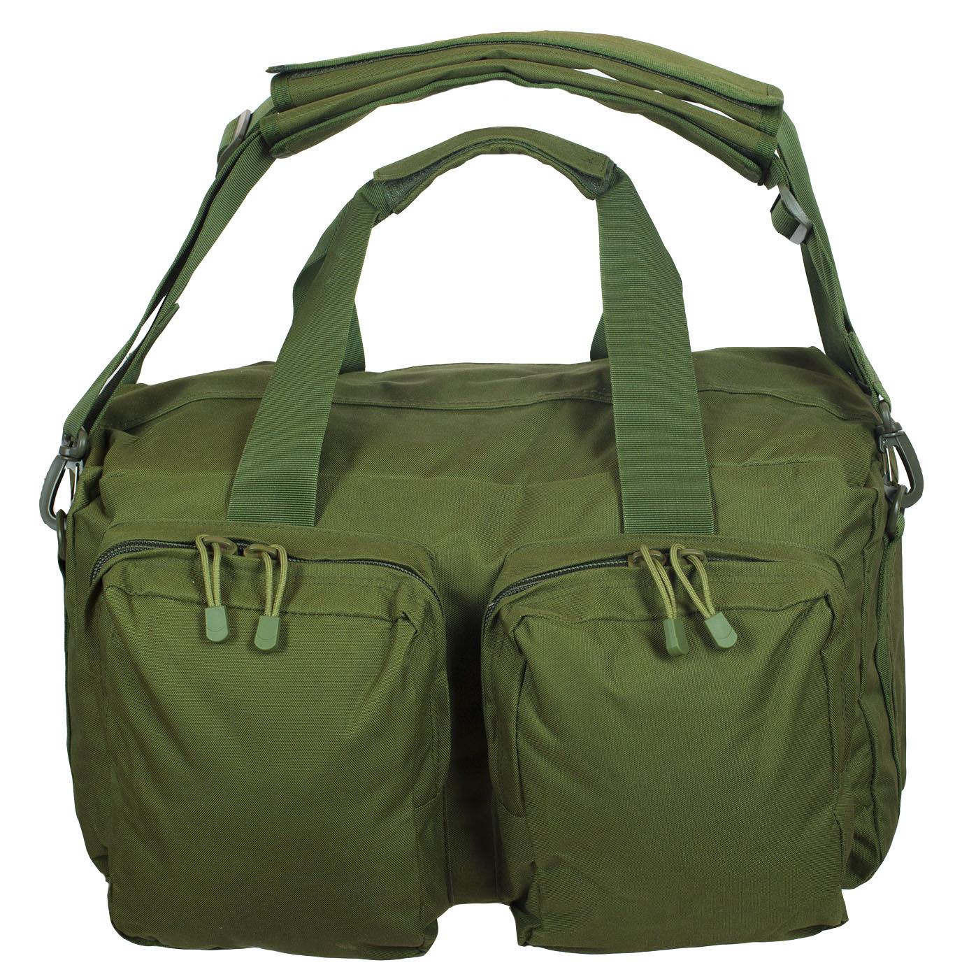 Походная сумка-рюкзак с нашивкой ФСО