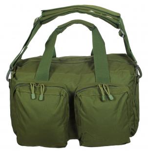 Походная сумка-рюкзак с нашивкой Полиция