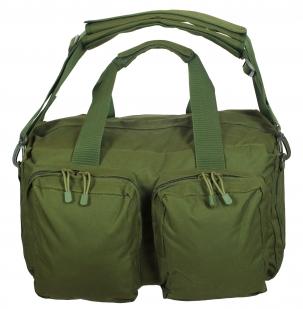 Походная сумка-рюкзак с нашивкой Русская Охота - купить с доставкой