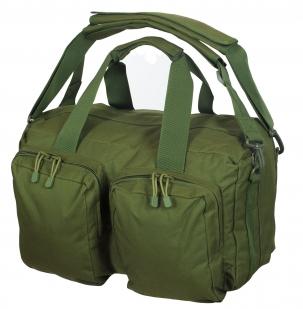 Походная сумка-рюкзак с нашивкой Русская Охота - купить в подарок