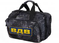 Мужская походная сумка ВДВ в универсальном камуфляже Kryptek