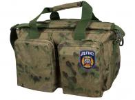 Походная тактическая сумка с нашивкой ДПС