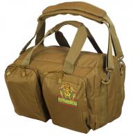 Походная тактическая сумка с нашивкой Погранвойска