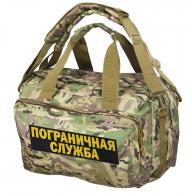 Походная военная сумка-рюкзак Пограничная Служба