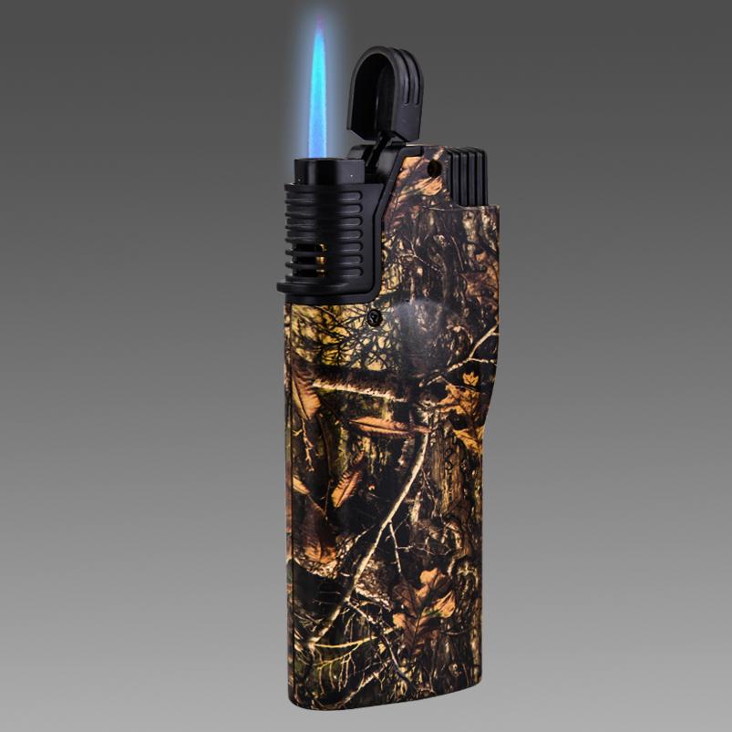Универсальная походная зажигалка в камуфляже RealTree Advantage Timber.