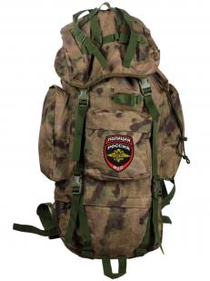 Походный эргономичный ранец-рюкзак с нашивкой Полиция России - купить онлайн