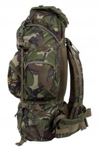 Походный камуфляжный рюкзак с нашивкой РХБЗ - купить выгодно