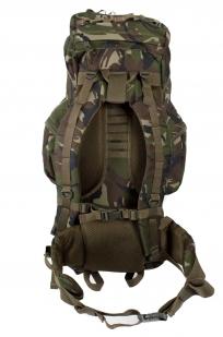 Походный камуфляжный рюкзак с нашивкой РХБЗ - купить в подарок