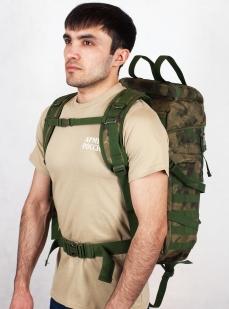 Походный камуфляжный рюкзак с военной нашивкой Пограничной службы - заказать онлайн