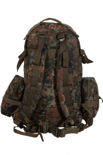 Походный надежный рюкзак с нашивкой Полиция России - купить оптом