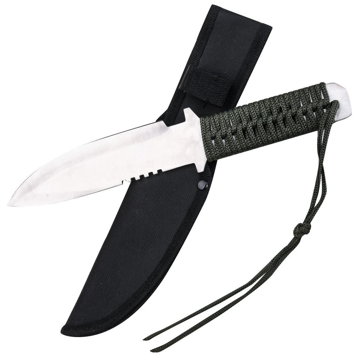 Походный нож для выживания