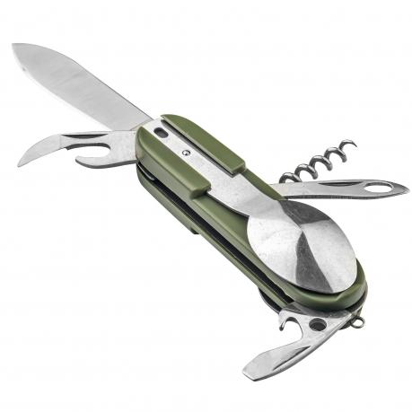 Походный нож-мультитул 7-в-1