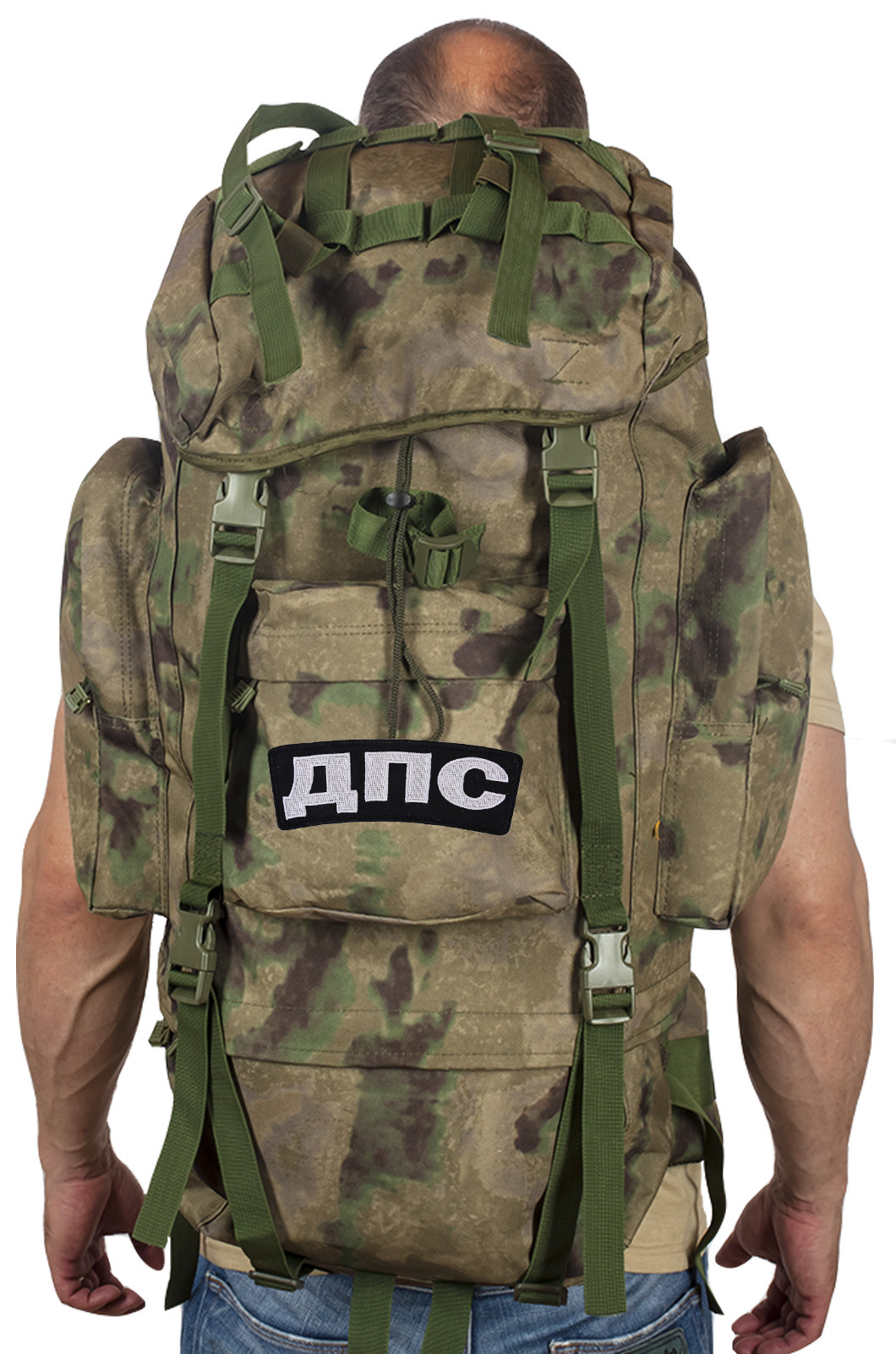 Походный ранец-рюкзак с нашивкой ДПС - купить выгодно