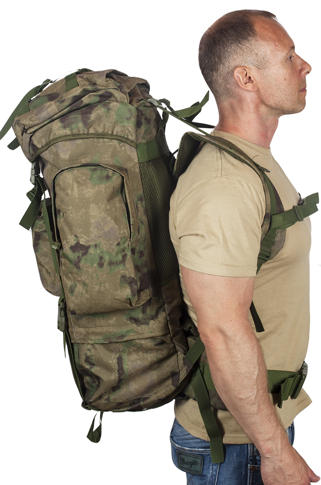 Походный ранец-рюкзак с нашивкой ДПС - заказать в подарок