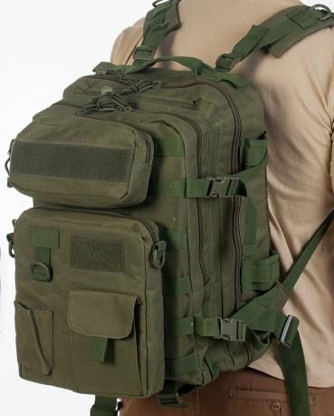 Походный рюкзак хаки