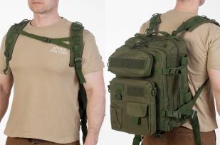 Заказать походный рюкзак хаки