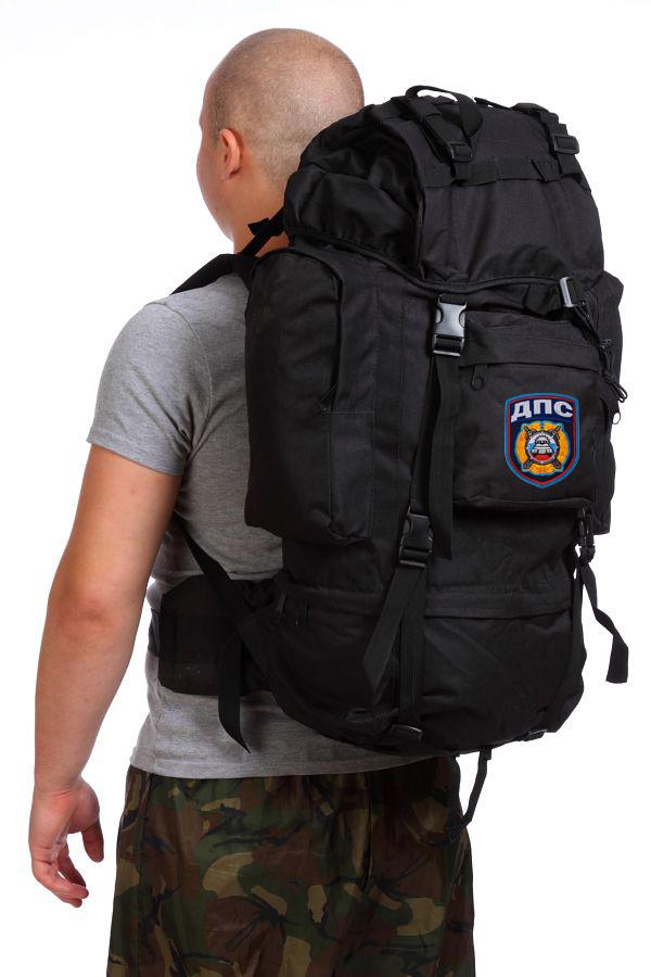 Походный штурмовой рюкзак с нашивкой ДПС - купить по низкой цене