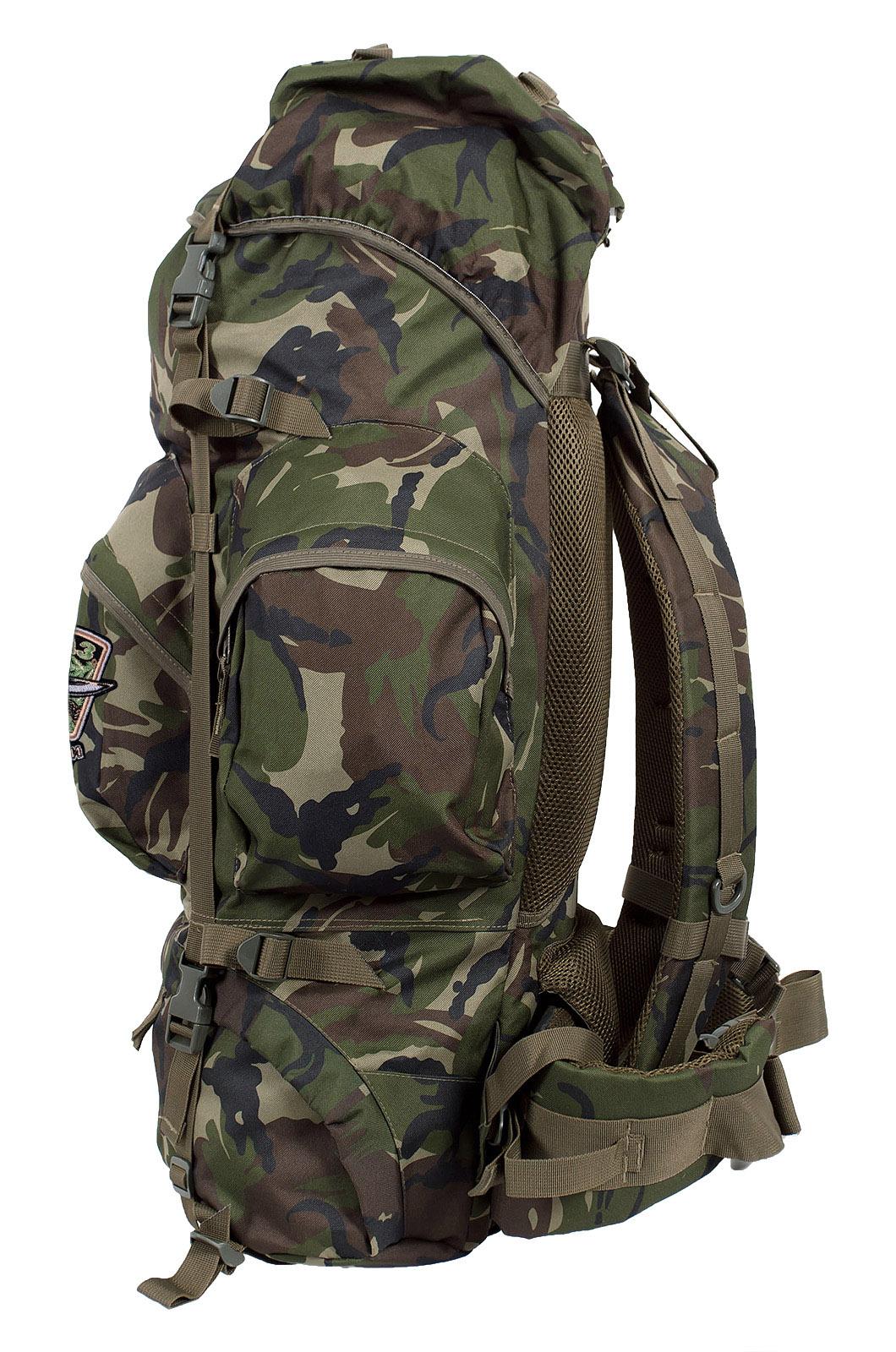 Походный трендовый рюкзак с нашивкой Охотничий Спецназ - заказать в розницу
