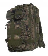 Походный рюкзак камуфляжа Digital Woodland