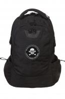 Походный универсальный рюкзак с нашивкой Флаг Бакланова