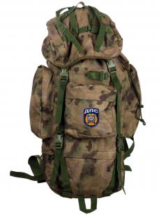 Походный вместительный ранец-рюкзак с нашивкой ДПС - купить в подарок