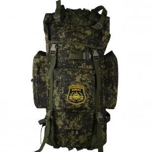 Походный вместительный рюкзак с нашивкой Танковые Войска - купить оптом
