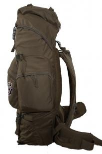 Походный внушительный рюкзак с нашивкой Рыболовный Спецназ - купить выгодно