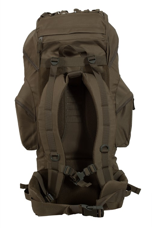 Походный внушительный рюкзак с нашивкой Рыболовный Спецназ - купить онлайн
