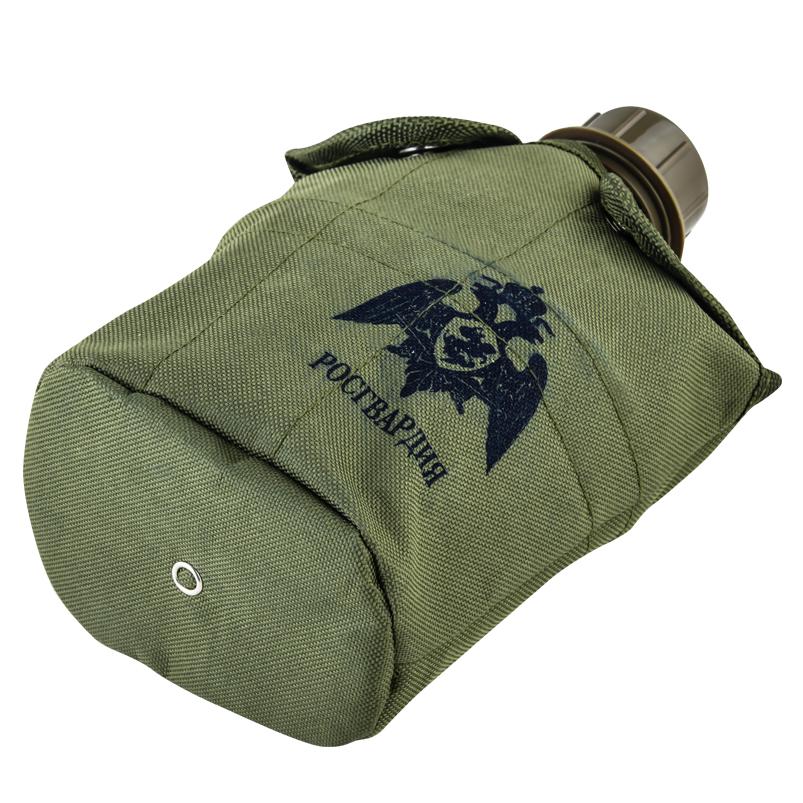 Полевая фляга в подсумке для бойцов Росгвардии по выгодной цене